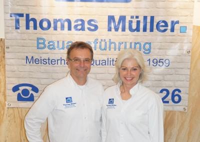 Thomas und Britta Müller